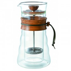 Coffee Press Double Glass...