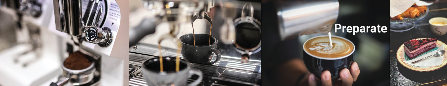 Specialty coffee BAR Menu